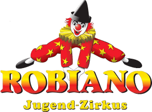 Logo des Jugendzirkus Robiano